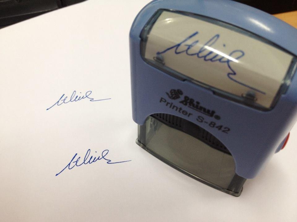 Khắc dấu chữ ký tại Nghệ An giá rẻ