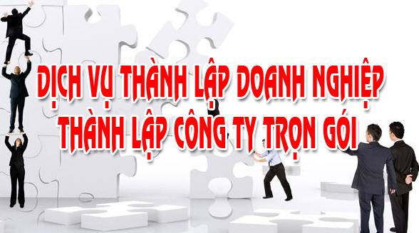 Dịch vụ thành lập công ty, doanh nghiệp giá rẻ tại Vinh, Nghệ An, Hà Tĩnh