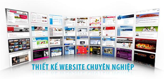 thiết kế web tại nghệ an hàng trăm mẫu giao diện đã thiết kế chuẩn SEO Google