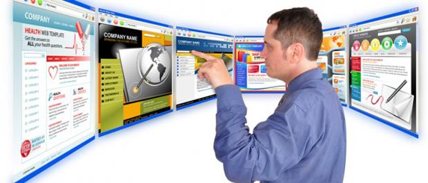 thiết kế web tại Thanh Hóa hàng trăm mẫu giao diện